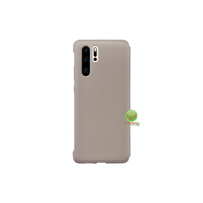 Huawei P30 Wallet Cover Khaki