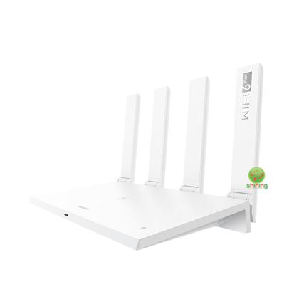 Huawei WiFi AX3 Quad-core (WS7200) 3000Mbps Wi-Fi 6 Router (White)