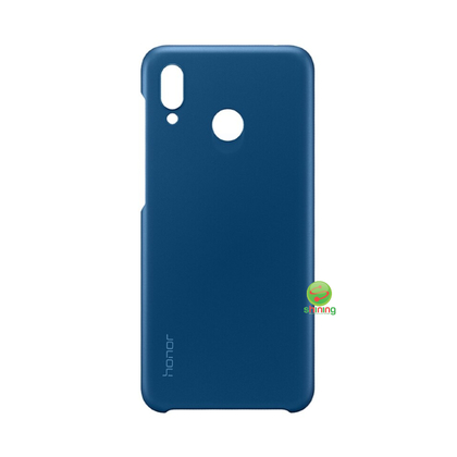 Honor Play PC Back Cover Blue