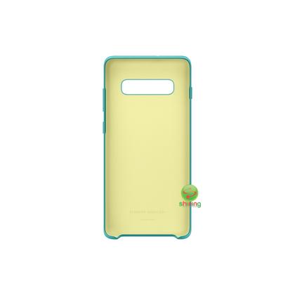 """SME (O) SILICON COVER GALAXY S10+ 6.4"""" GREEN"""