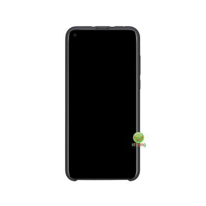 Huawei Nova 4 Silicon Back Cover Black