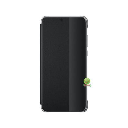 Huawei P20 Pro Smart Window Flip Cover Black