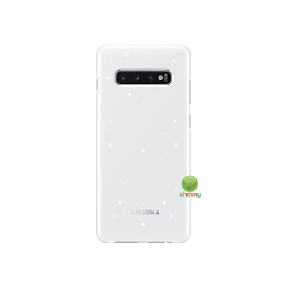 "SME (O) LED BACK COVER GALAXY S10+ 6.4"" WHITE"