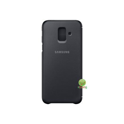 SME (O) WALLET COVER GALAXY A6 (2018) BLACK