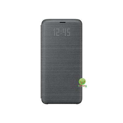 SME (O) LED VIEW COVER GALAXY S9 BLACK
