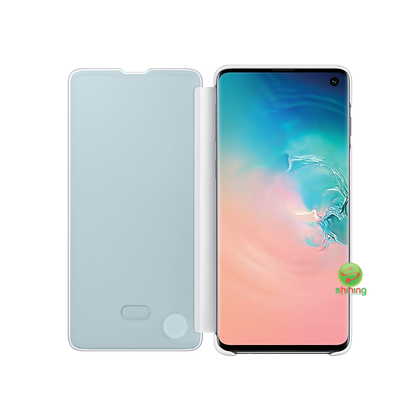SME (O) CLEAR VIEW COVER GALAXY S10 6.1