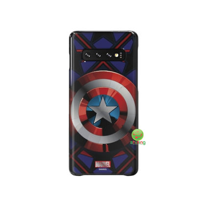 SMAPP SAMSUNG GALAXY S10 SMART COVER CAPTAIN AMERICA
