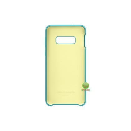 """SME (O) SILICON COVER GALAXY S10E 5.8"""" GREEN"""