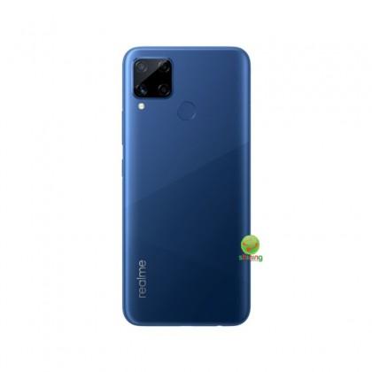 Realme C15 (RMX2180)(4GB 128GB)(Marine Blue)