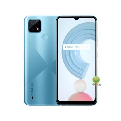 Realme C21 (RMX3201)(4GB/64GB)(Cross Blue)