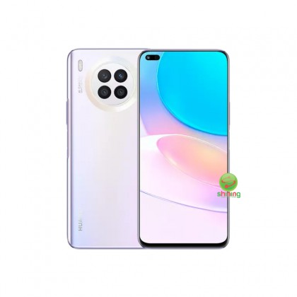 Huawei Nova 8i (NEN-L22)(128GB ROM 8GB RAM)(Moonlight Silver)