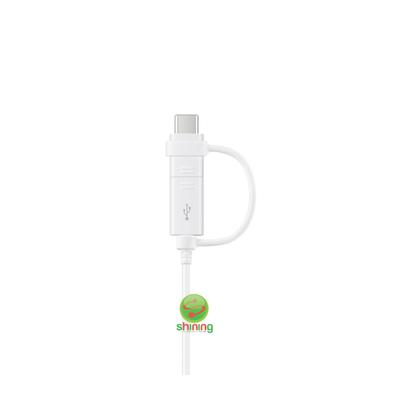 Samsung USB Combo Cable Type C & Micro Usb
